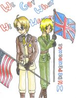 APH- AmerEng Independence by daydream2