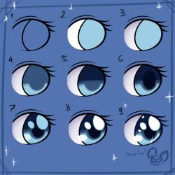 Eye Tutorial by Bukoya-Star