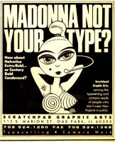 Madonna Not Your Type? by SkipWilliamson