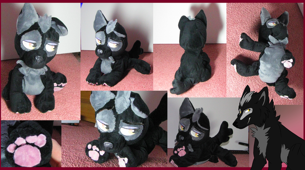 Kain Plush by Bonday