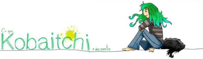 New banner for my blog by Kobaitchi