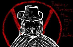 V for Vendetta by Narnia-Rose