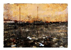 The Coney Island of Stockholm by derkert