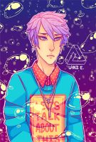 JUST TELL ME by L4NI