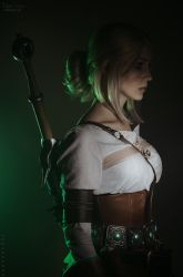 The Witcher cosplay - Cirilla by ver1sa
