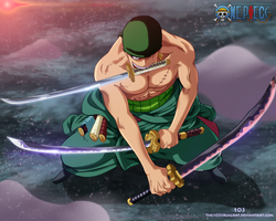 Zoro by The-103