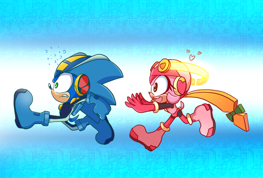 Fast Connection by thegreatrouge