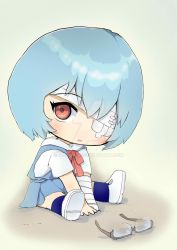 Ayanami Rei by dr-light13