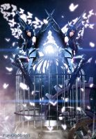 Accel World Kuroyukihime Accel Assault ver.Cosplay by yukigodbless