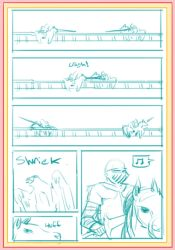 Entry #27 - Roughs - P2 by Original-Blue