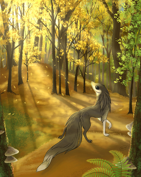 Chapter 1: The Sunlit Forest by Yodeldog
