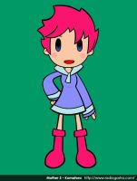 Kumatora - Mother 3 by GoshaDole