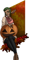 October Event: Fall by LostSoul-Mumei