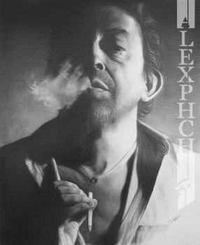 Gainsbourg by alexphch