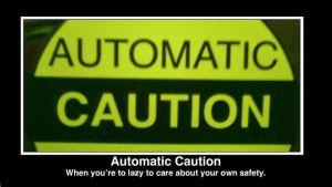 Automatic Caution by LucidFusion