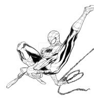 Superior Spider-man by RobPaolucci