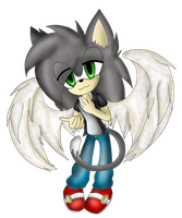 .:Go Whit Angel:. by Silvery56