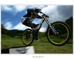 Bike-trial by zanetka