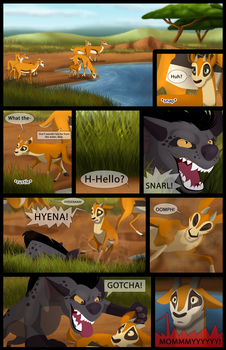 Scar's Reign: Chapter 1: Page 2 by albinoraven666fanart