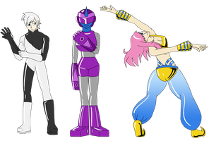 Lunar Empire Casual wear by ChaosOverlordZ