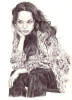 Norah Jones by weezie