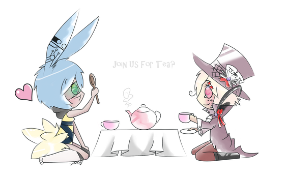 Contest Entry: Tea Time by Stickaroo