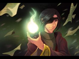 [A Sorcerer's Word..] by Zue