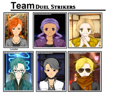 Duel Strikers by MarioFanProductions