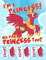 Peter New / Princess Big Macintosh Request by PixelKitties