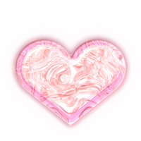 Pink Heart by fmr0