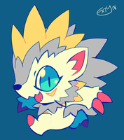 erisumon by extyrannomon