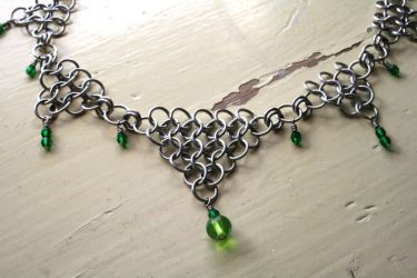 Euro 4-in-1 Aluminum Necklace by BaronByron2007