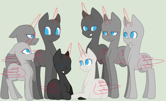 All Together {FTU BASE} by CoconutOwll