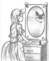 alice and the looking glass by jesseaaah