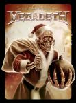Megadeth Christmas Card 2011 by Noumier