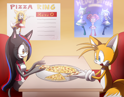 Pizza Time - PC by SweetSilvy