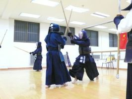 Kendo Time 4 by sylences