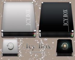 Icy Box Icons by kremalicious