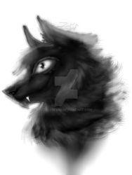 Wolf Art by Zelvof666