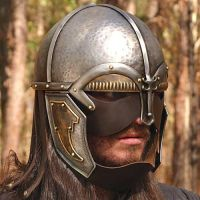viking helmet by asus01