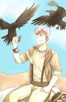 HA: Feathered Friends by Ruani