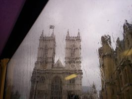 Westminster Abbey by Holsmetree