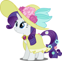 Vector #643 - Rarity #31 by DashieSparkle