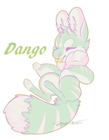 Free MYO Poff - Dango by Wan-Nya