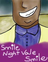 Smile Night Vale, kisses Kevin by LadyLier