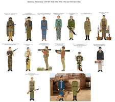 Afghanistan Spetsnaz 1979-89 by camorus----234