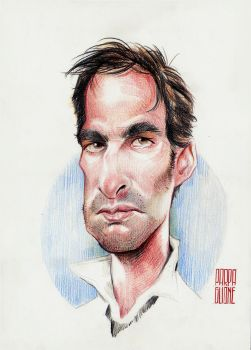 Andrew Bird... by Parpa