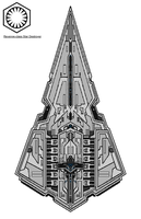Revenge-class Star Destroyer by ProjectWarSword