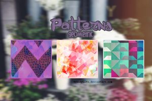 Patterns Geometric by TrendyLife