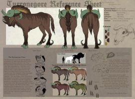 Turronegore.Reference.Sheet by ZombieGnu